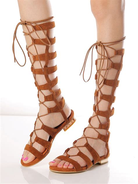 brown lace up sandals lace up gladiator sandals crafty sandals