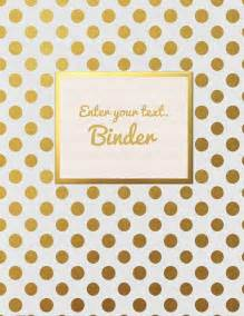 Binder Cover Templates Word by Binder Cover Templates Beepmunk