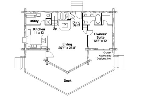a frame floor plans altamont 30 012 a frame house plans log home