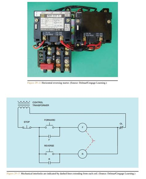 single phase reversing contactor diagram wiring diagram