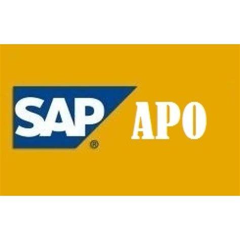 tutorial sap apo sap apo video training 99
