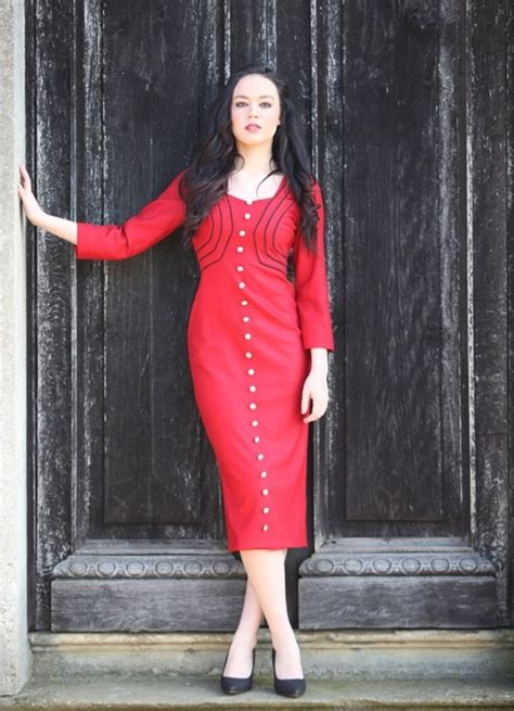 Mahiza Maxi 6 marvelous maxi dresses to make