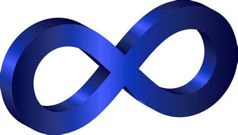 Infinity Sign Png Imgkid Com The Image Kid Has It