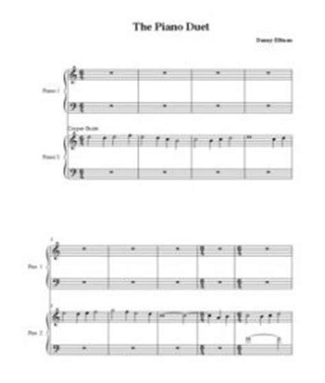 danny elfman worksheet corpse bride sheet music piano duet free 10163281 sheet