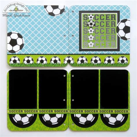 doodlebug goal mini scrapbook albums on mini albums lille