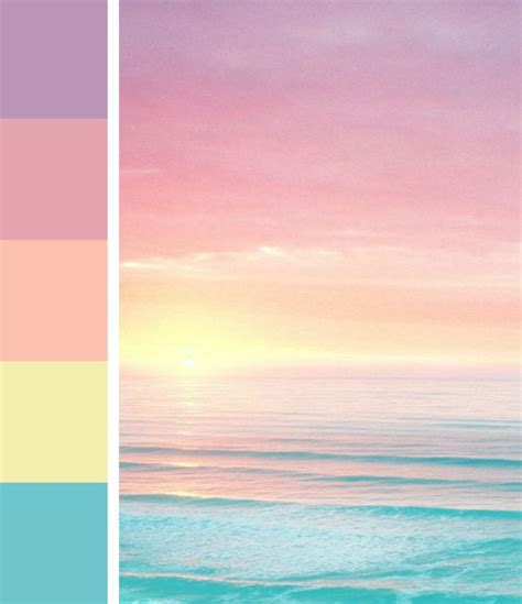 sunset color sunset colors color references