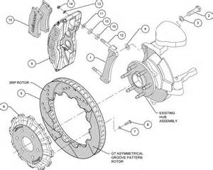 Brake Line Parts Diagram Chevy Brake Line Diagram