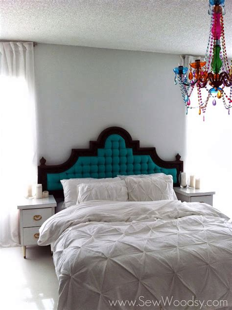 diy upholstered tufted headboard 20 diy tutorials tips not to miss home stories a to z