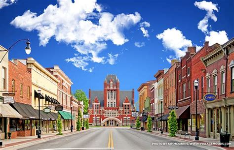 quaint little towns in the united states confessions of a small town drama queen
