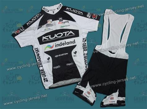 setting anonitun kuota fb 2010 kuota indeland team cycling jersey and bib shorts set