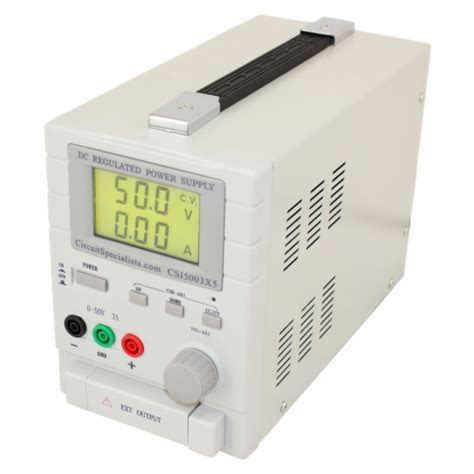 dual output bench power supply 0 50vdc 0 3a 5vdc 1a dual output bench power supply