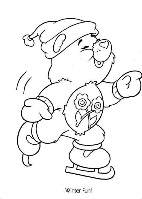 care bear coloring pages pdf care bears coloring pages 13 coloring kids