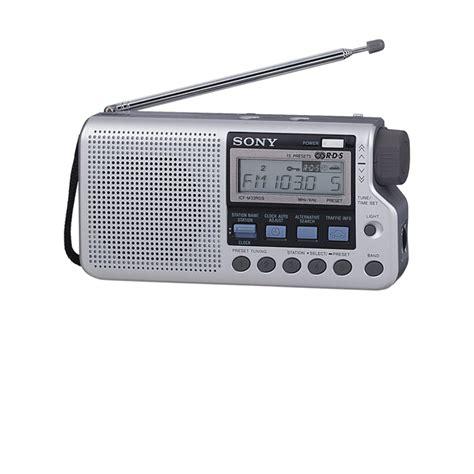 Sony Radio radio portatil digital sony images