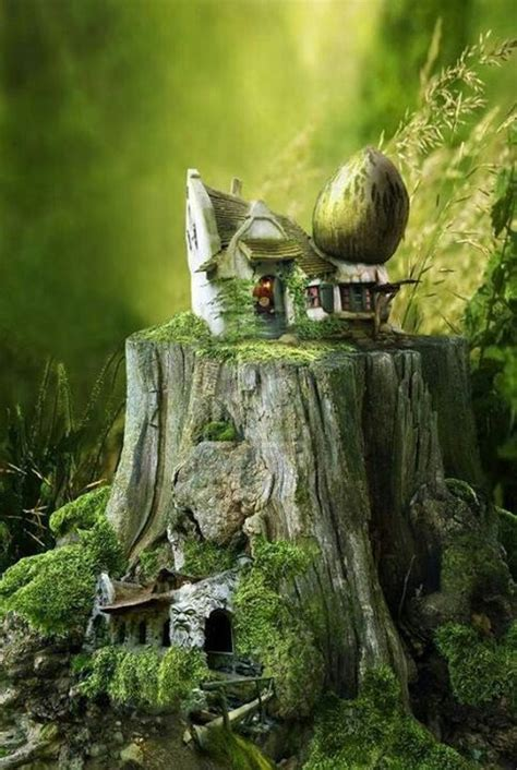fairy boat near me 103 best tree stump gnome homes images on pinterest