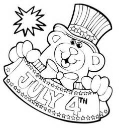 fourth july kids free coloring pages art coloring pages