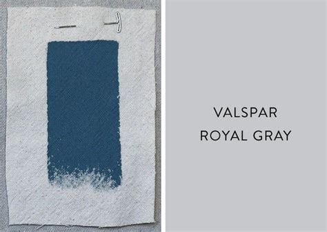 valspar blue paint colors and royals on