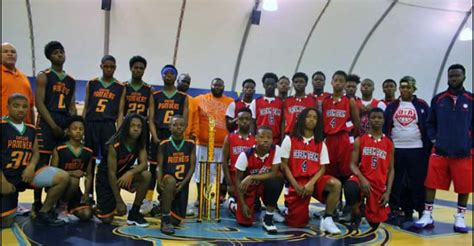 potter s house christian academy 365 youth exposure basketball chionships northeast florida sports jacksonville