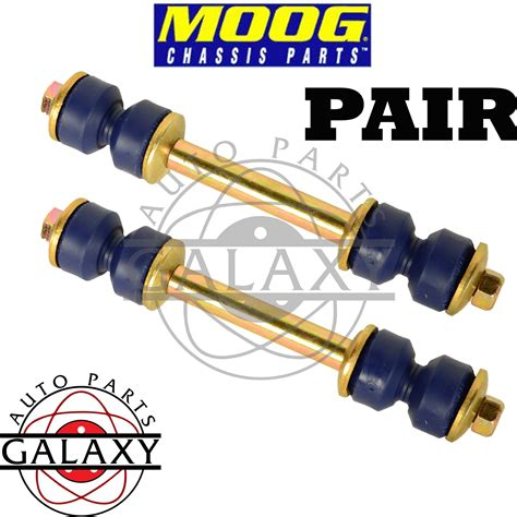 moog k8772 sway bar link kit stabil izer bar link kit fits ford lincoln ebay