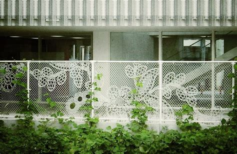 home design studio chain link wall décor decorative chain link fence iron blog