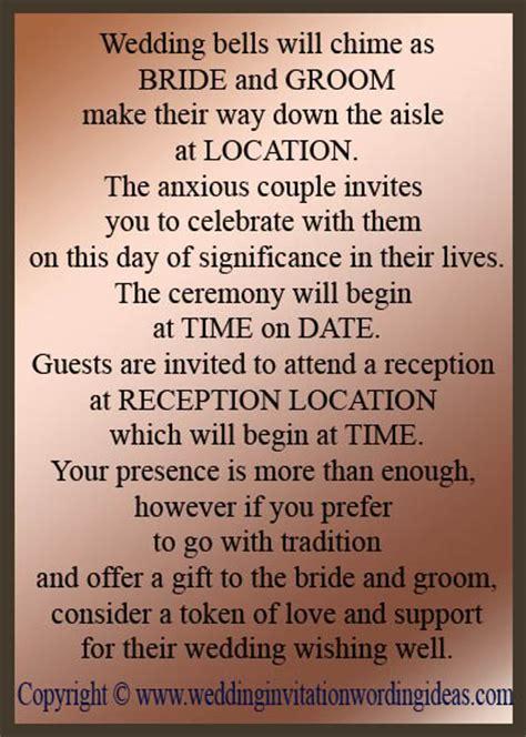 poem wedding invitation wording sles wedding invitation poems