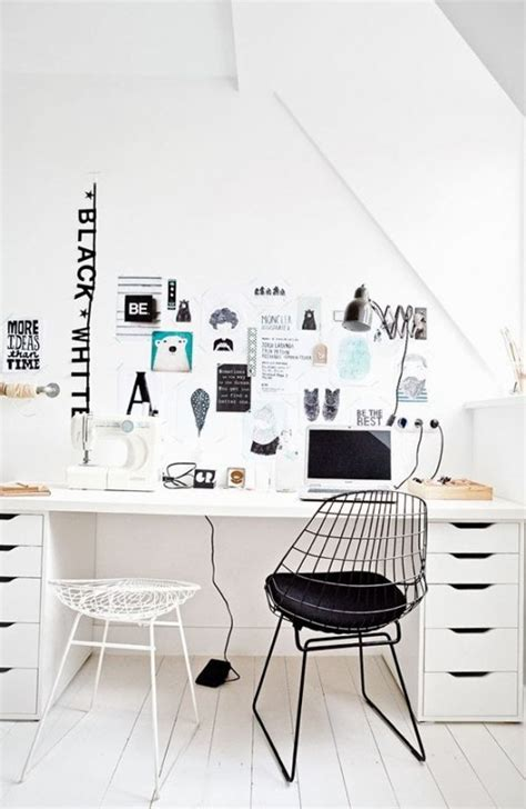 stylish scandinavian home office designs digsdigs