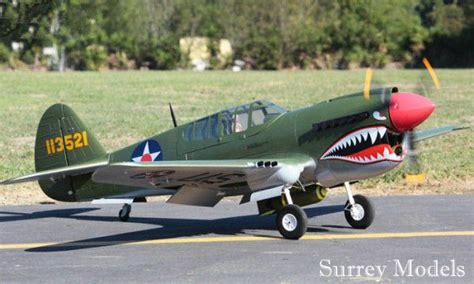 Avione Foam p40 warhawk surrey models