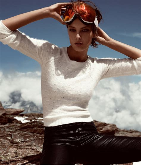 Werbowy Models For Hm by Twenty2 H M Winter 2012 Ad Caign Fashion And