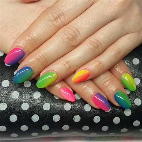 colorful acrylic nails 28 acrylic nail designs ideas design trends