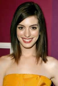 hairstyles for with big necks fashionable lob hairstyle with side swept bangs for women hairstyles weekly