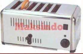 Est6 6 Slot Toaster Alat Untuk Memanggang Roti Bakar spesifikasi dan harga mesin pemanggang roti slot toaster toko mesin maksindo toko mesin maksindo