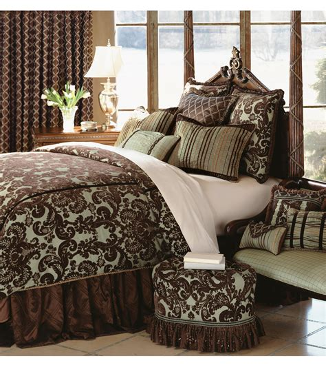 luxury bedding luxury bedding by eastern accents cadbury collection