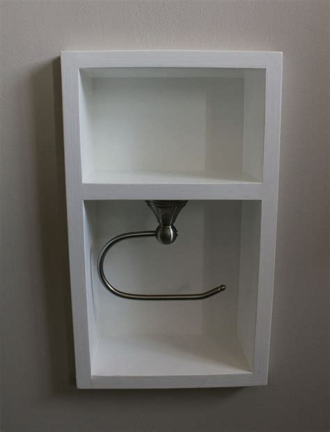 recessed toilet paper holder with shelf 106 best images about recessed shelving ideas on pinterest