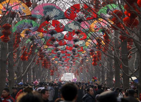 new year in beijing china s overcrowding in photos insider