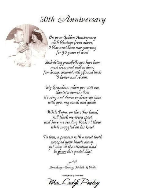 50th wedding anniversary quotes for and 50th wedding anniversary christian quotes quotesgram