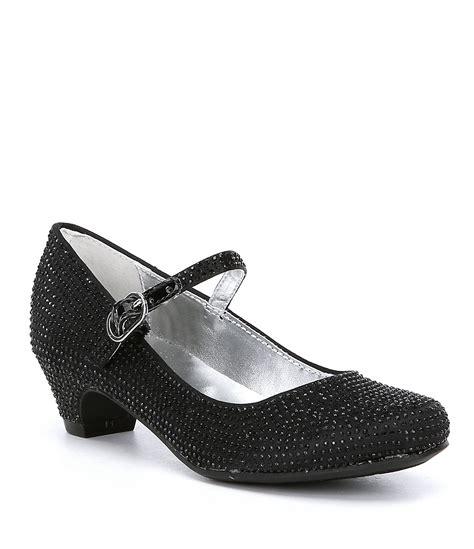 zelia jeweled satin dress shoes dillard s