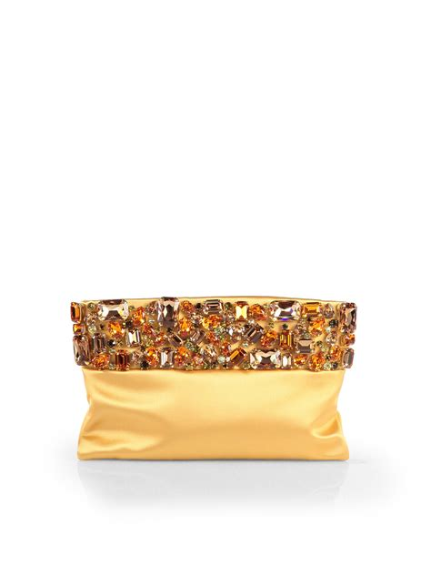 Ralph Jeweled Clutch prada jeweled embellished tessuto clutch prada vernice shoes