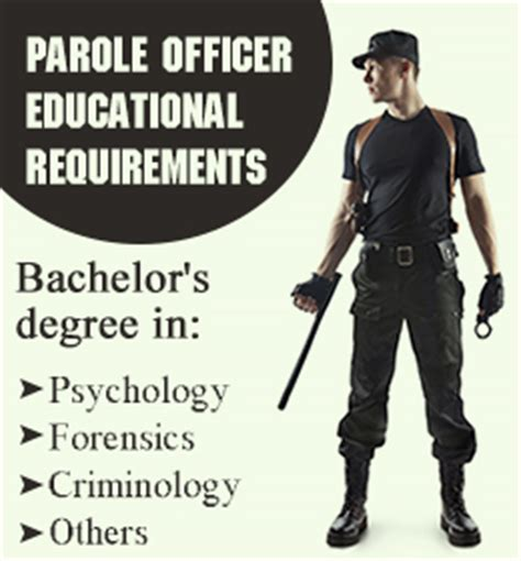 Parole Officer Definition by Probation Officer Buzzle