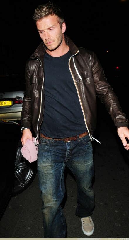 Beckham Talks Denim With by David Beckham In Prps Denimology