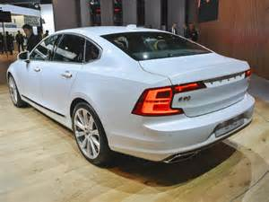 Volvo Sedans 2017 Volvo S90 Sedan Unveiled Kelley Blue Book