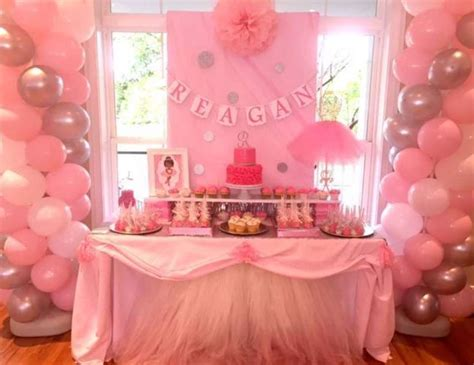 Pink Ballerina Baby Shower by Pink Ballerina Baby Shower Quot Ballerina Baby Shower