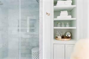 Next Bathroom Shelves Bathroom Shelves Transitional Bathroom Natalie Clayman Interior Design