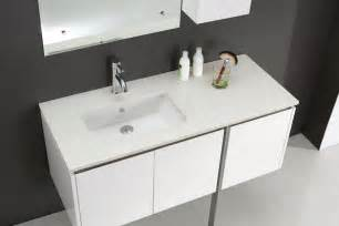 White Modern Bathroom Vanity Merida 1200mm Luxury White Vanity For Modern Bathrooms White Bathroom Vanities