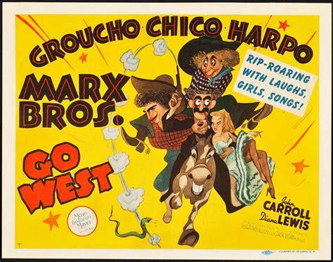 Go West go west 1940