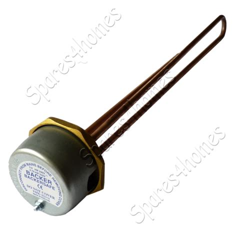Dualit Toaster Red 18 Immersion Heater Backersafe
