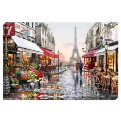 Flower Shop Philippines - buy richard macneil paris flower shop print on canvas
