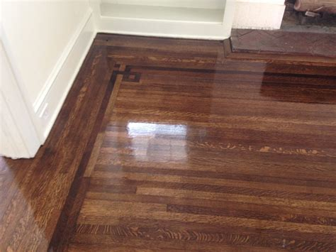 How To Refinish Old Wood Floors   Wood Ideas