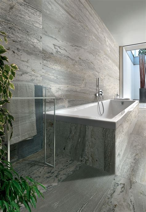 Large Thin Porcelain Slabs   Marble Look   Stonica