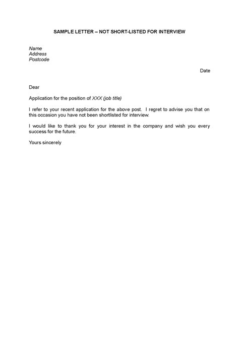 Award Letter To Successful Bidder Sle Letter Unsuccessful Bidder Sle Business Letter
