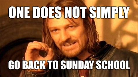Back To College Memes - the back to school checklist for sunday school leaders