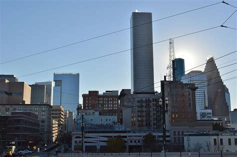 Parking Garages Downtown Houston by Houston From Balconies And Parking Garages And A Few From